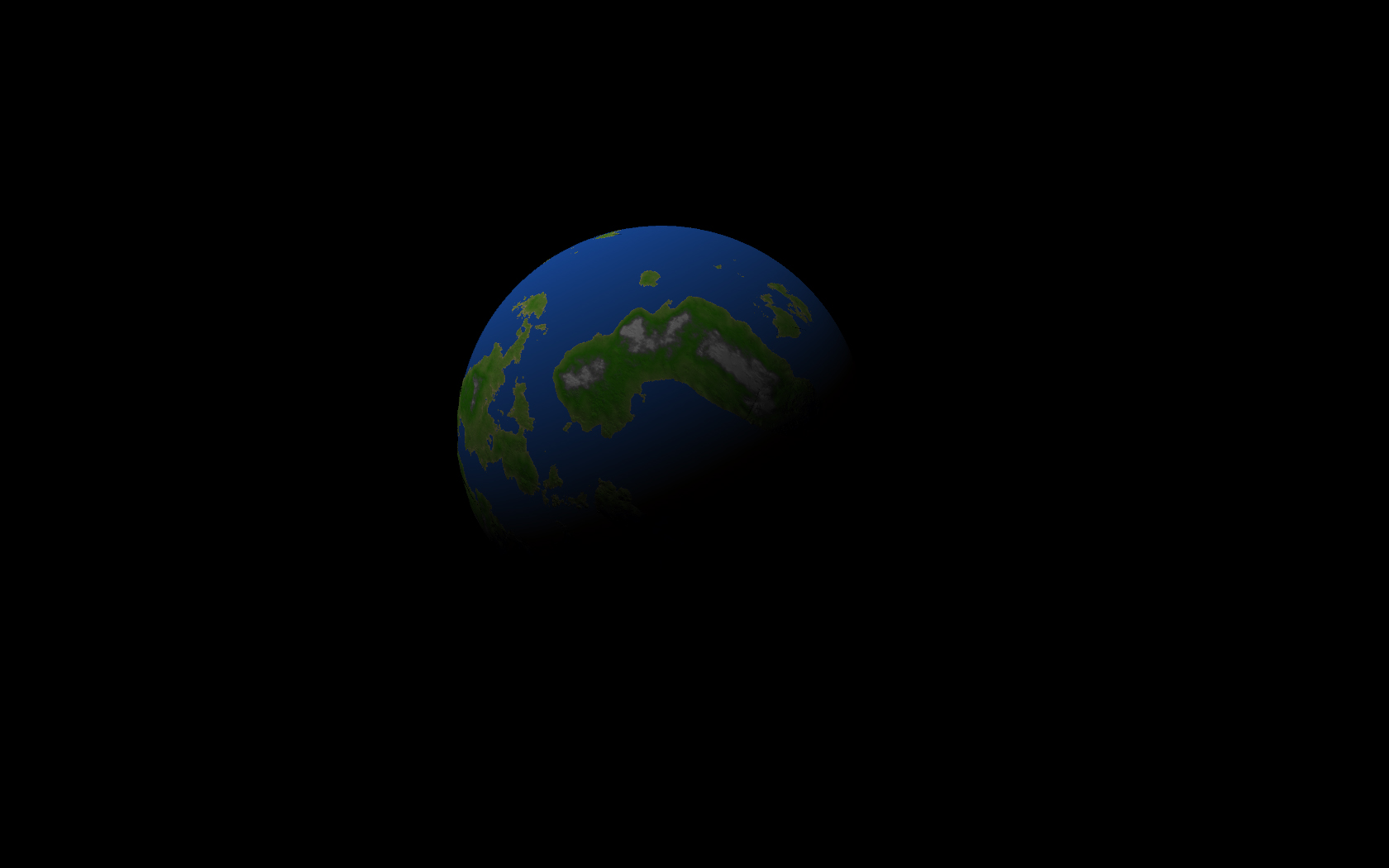 Procedural Planet – Eat, Sleep, Program
